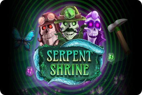 New slot blog - Serpent Shrine